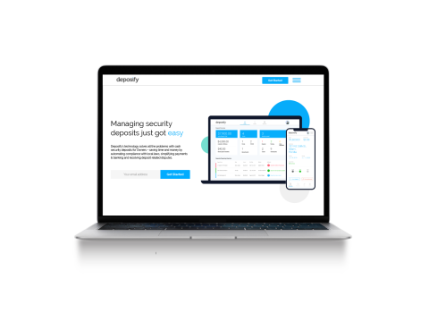 Creating an new visual identity for Deposify